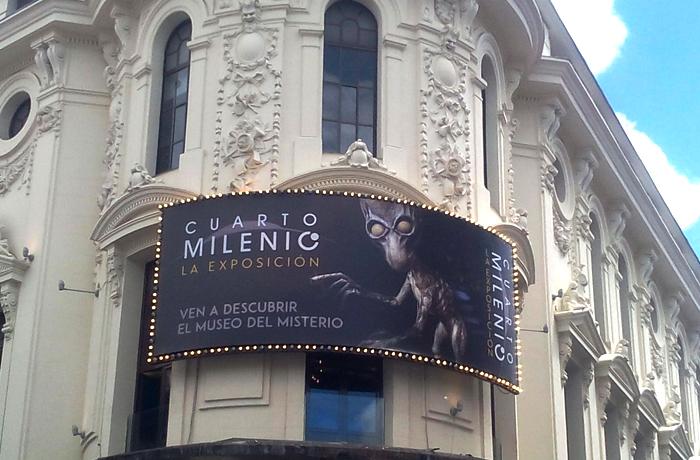 La Exposición de \'Cuarto Milenio\' regresa a Madrid con una ...